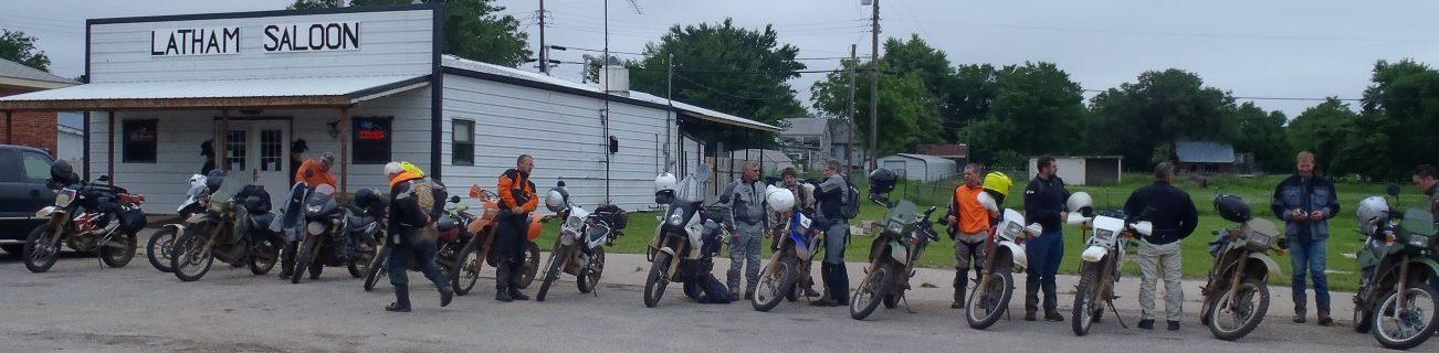 Backroads Touring Kansas
